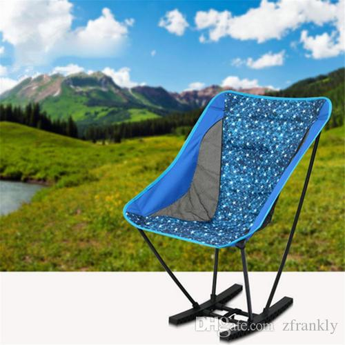 Folding Rocking Chair Outdoor Design Portable Lightweight Camping Stool  Chair For Outdoor Camping Picnic Fishing Thicker Oxford Cloth Patio Garden  Furniture ...