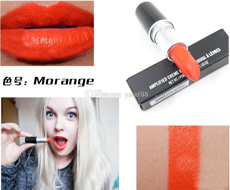 HOT Makeup Luster Lipstick Frost Lipstick Matte Lipstick 3g Rebel RUSSIAN RED KINDA SEXY MEHR VELVET TEDDY SEE SHEER
