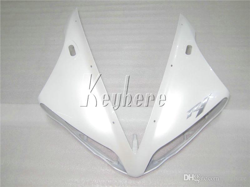 Kit de carenado de inyección para Yamaha YZF R1 04 05 06 carenados blancos set YZFR1 2004 2005 2006 IT25