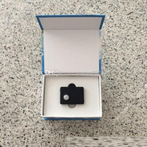 Inalámbrico Mini 1.3M Cámara de infrarrojos X9009 Seguridad de video GSM Alarma de marcado automático en casa Oficina GPS PIR MMS Sistema de alarma Antirrobo con caja al por menor