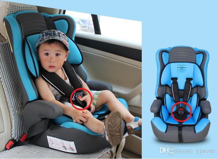 Fashion Car-styling Baby Car Safety Seat Belt Buckle Clip Safety ...