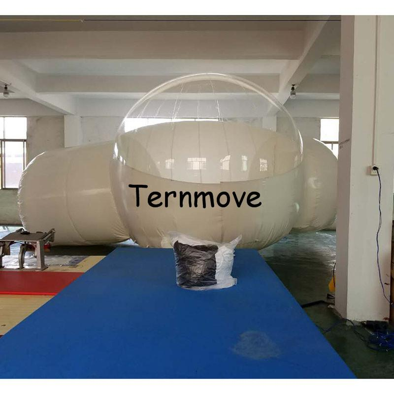inflatable bubble hotel tent1
