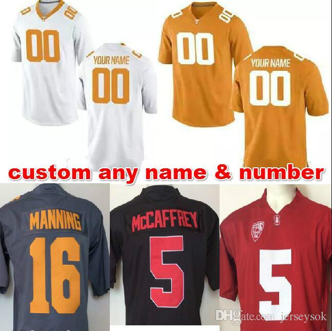b9e358ebcaa ... customized tennessee volunteers jerseys custom stanford cardinal jerseys  men women youth kids colleg