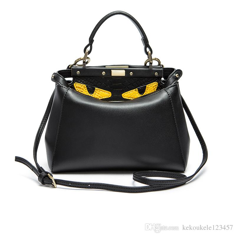 0a700daedf Famous Brand Designer European And American Style Female Bag Plain ...