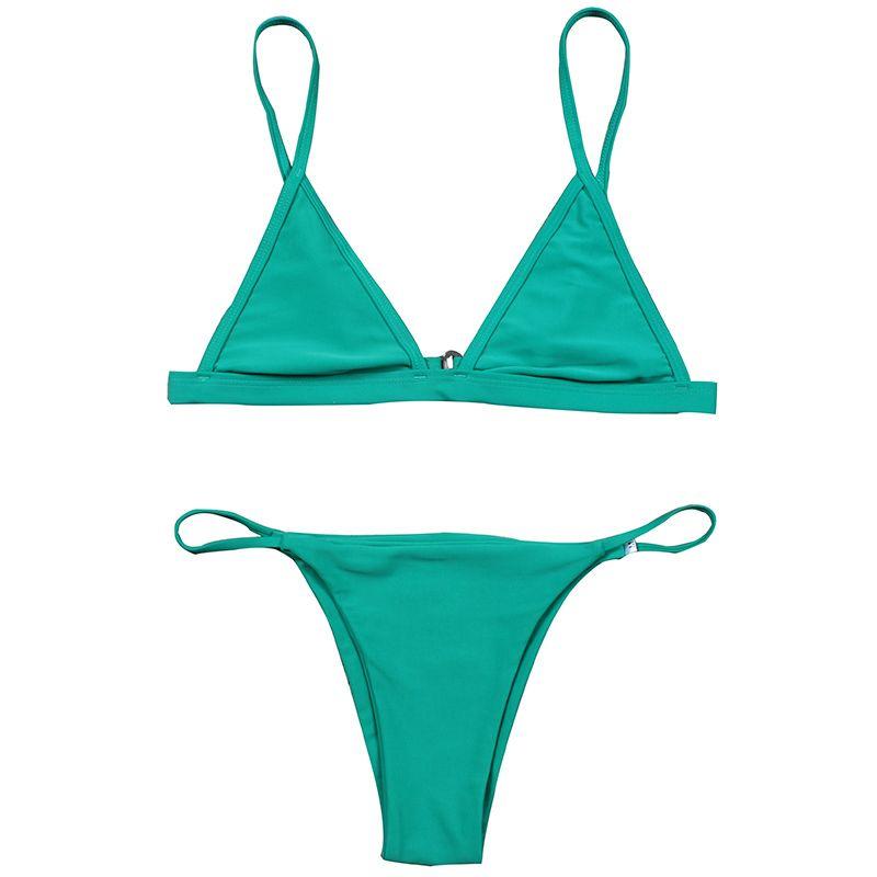 Sexy Mini Micro Bikini Bademode Frauen Badeanzug 2017 Sommer Brasilianische Bikini Set Strand Badeanzüge Schwimmen Tragen Biquini