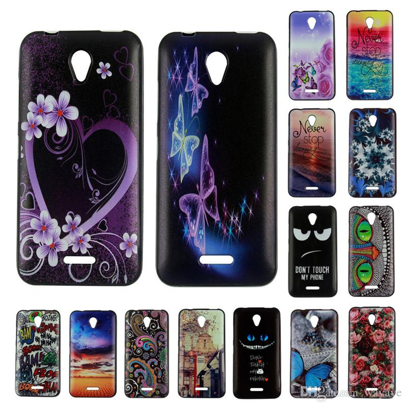 new arrival 157f7 e1221 Wholesale Soft TPU Case for Lenovo A808 A916 A1010 K6 Note P2 Vibe C2 Power  Back Cover