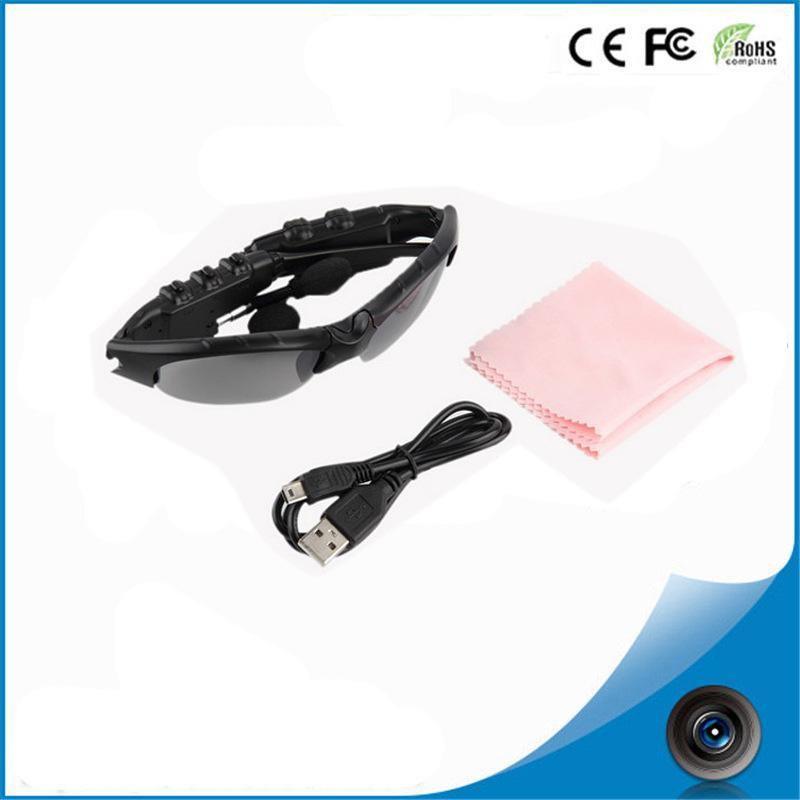 Compre Auriculares Bluetooth Óculos Para O Exterior Earbuds Music ... 96fb09592f