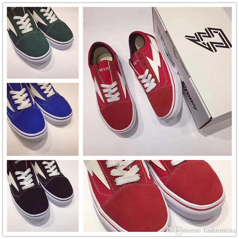 7a1e6b987f9b 2019 2017 New High Quality Calabasas Stylist Ian Connors Revenge X Storm  Sneakers Kanye West Casual Shoes Running Sport Sneakers From Fashiontina