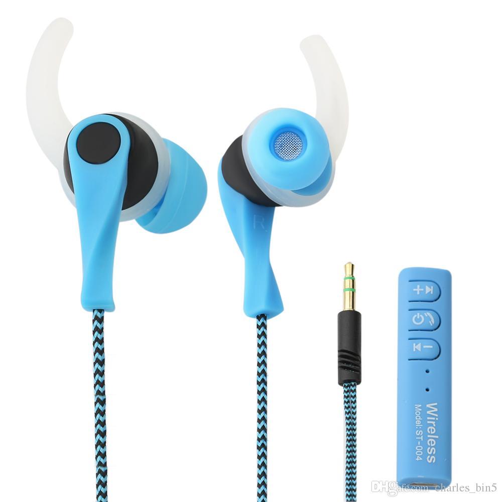 2017 New High Quality Bluetooth 4.1 Headphone Wireless Headband ...