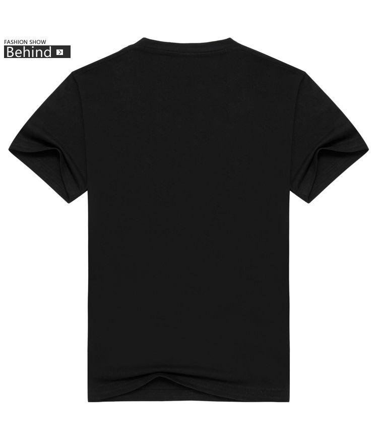 Frete Grátis 3D imprimir Novos Homens Jovens T-Shirt de Manga Curta de Algodão Preto Moda Estilo Rock T-Shirt DX-67