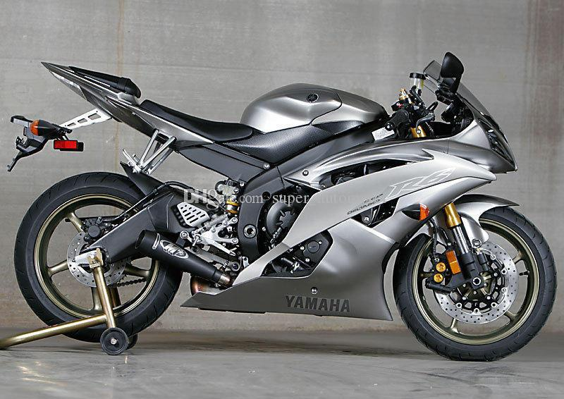 Универсальный черный GP выхлопной глушитель скольжения трубы подходят мотоцикл уличный велосипед 51 мм HONDA CBR1000 YAMAHA R6 KAWASAKI EN-6R