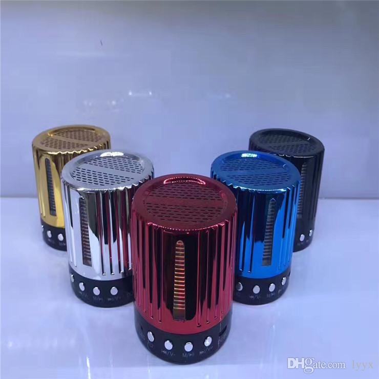 New Mini Bluetooth Speakers Wireless Hands-Free Calls Subwoofer Small Audio Factory Direct. Super Bass, The Appearance Of Fine