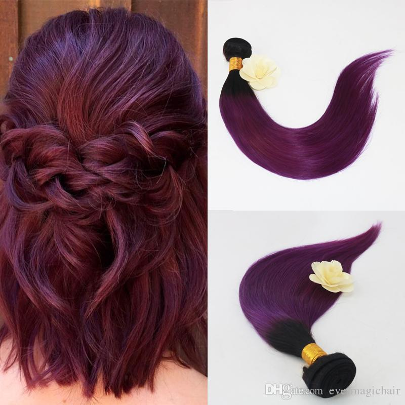 Bestsellers In China Wholesale Price Ombre Hair Extension 8a
