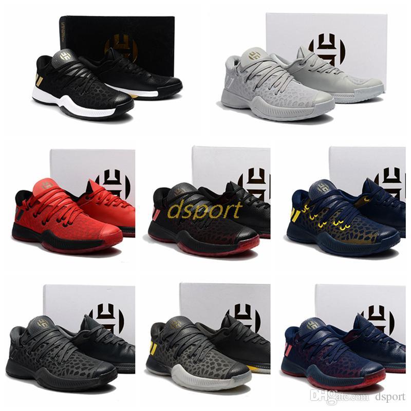 75fb7e1210eb latest james harden vol.2 white black red mens basketball shoes harden vol.  2