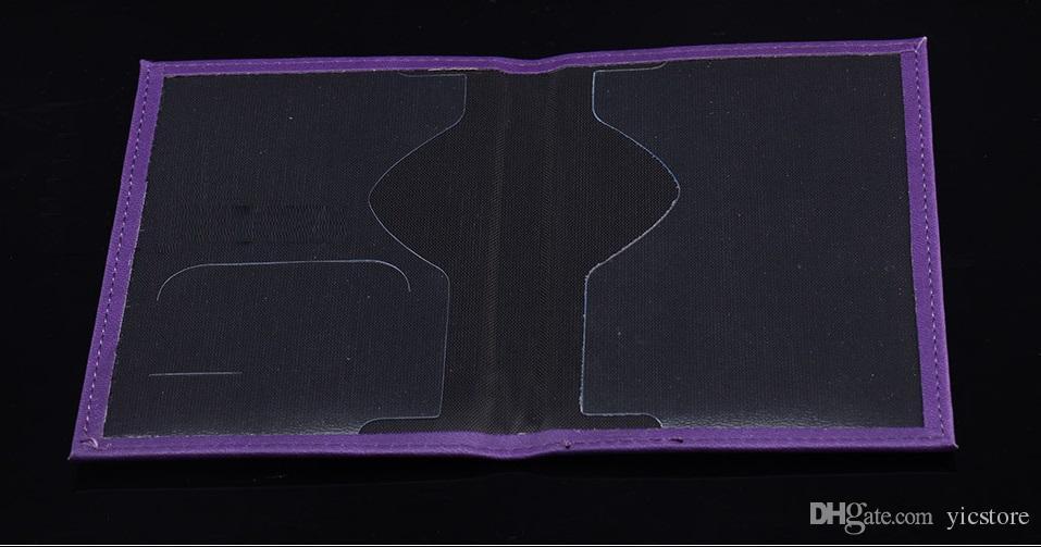 10 цветов Держатель паспорт Имитация PU кожаные женщины мужчины путешествия паспорта обложки карты чехол бесплатная доставка