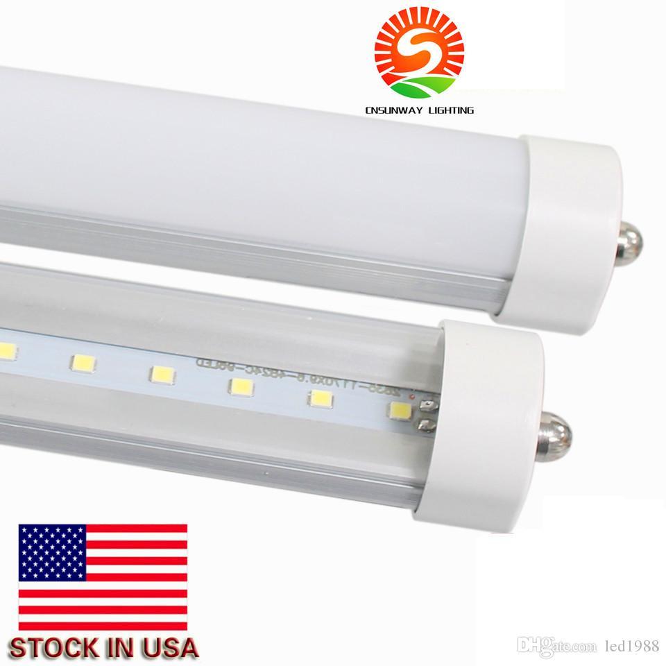 2018 Ce Rohs Fcc 8ft T8 Fa8 Single Pin Led Tube Lights 8ft 45w Bulbs Smd 2835 2400mm 8feet 192 Led Tube L&s 110 277v From Led1988 $66.8   Dhgate.Com  sc 1 st  DHgate.com & 2018 Ce Rohs Fcc 8ft T8 Fa8 Single Pin Led Tube Lights 8ft 45w Bulbs ...