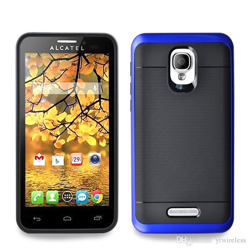 d3596a5c586 Fundas De Moviles Para Motorola Moto G4 Play E3 G4 Plus Google Pixel XL  Swanky Combo Estuche Galvanizado Electrochapado TPU Híbrido Defensor  Colorido Negro ...