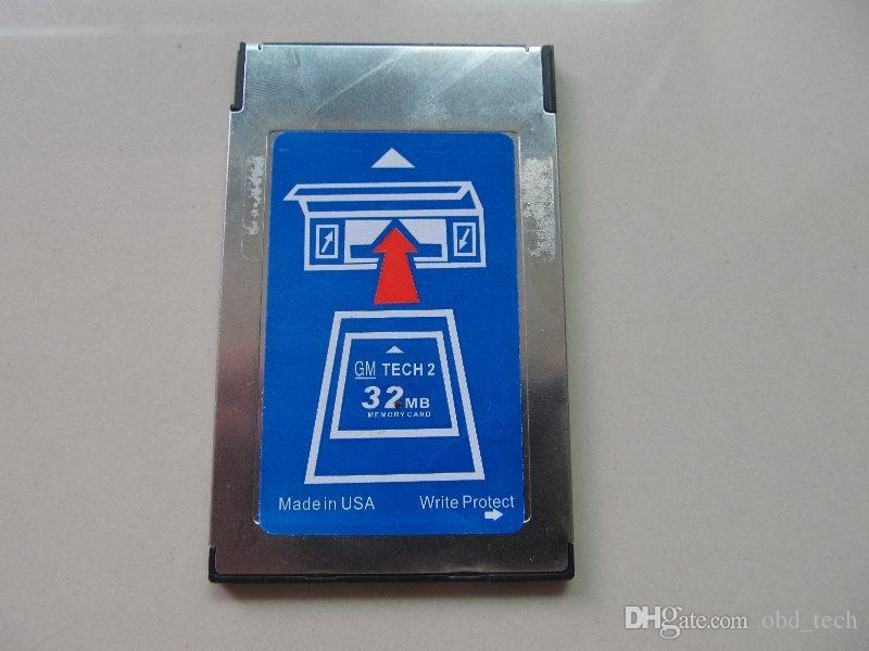 GM Tech2 32MB 메모리 카드 GM 기술 / GM / Holden / Isuzu / Opel / Saab / Suzuki 기술 2 카드 기술 2 32MB 메모리 카드 기술 2