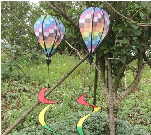 Dhl sf_Express مخطط طائرة ورقية rainbow windsock الهواء الساخن بالون الرياح الرياح مع ذيول للخارجية حديقة ديكور أطفال لعبة