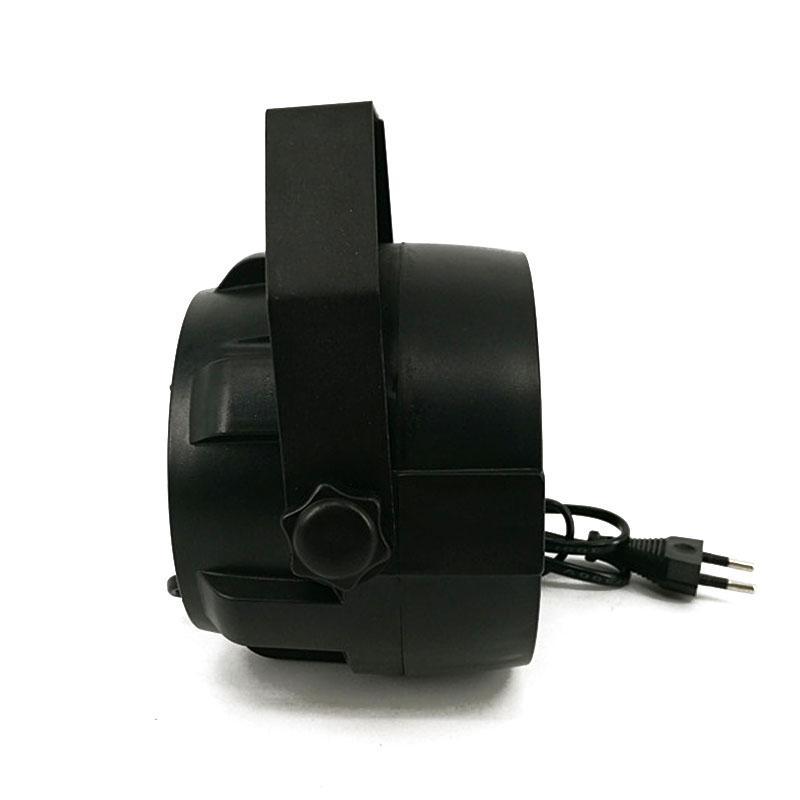 LED Flat Par 12x3W RGB Lighting Stage Light Par Light With DMX512 for disco DJ ktv projector machine Party Decoration,SHEHDS