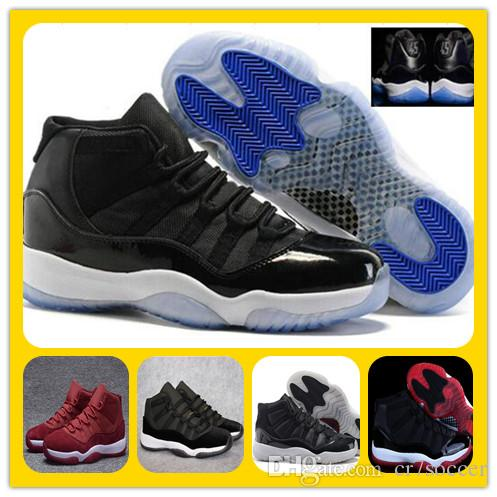 5a86c761ac3969 Wholesale 11XI Basketball Shoes Space Jam Gym Red Velvet Heiress Wool  Concord Mens Sports Shoes 11s Athletic Trainer Womens Sneakers Jordans Shoes  Sport ...