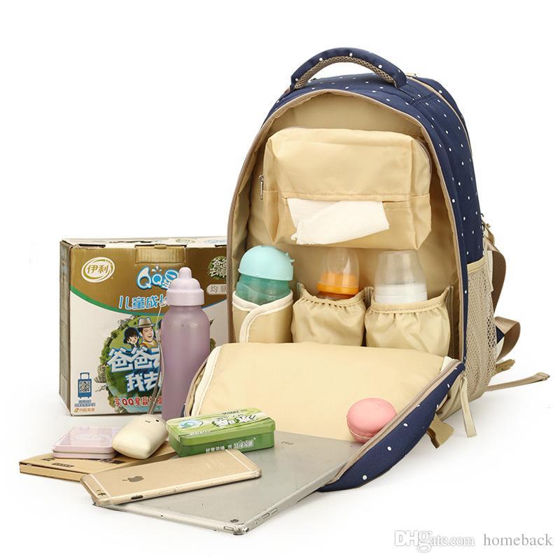 Shoulder Diaper Bag Pregnant Women Outgoing Bag Mama Pack Mom Bag Multifunctional Bunny Large Capacity Backpack