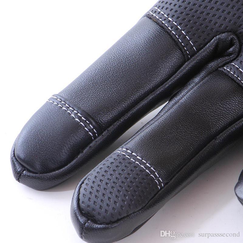 gants imperméables à l'eau produits de plein air écran tactile gants composite look de tissu élastique et bon pour le sport