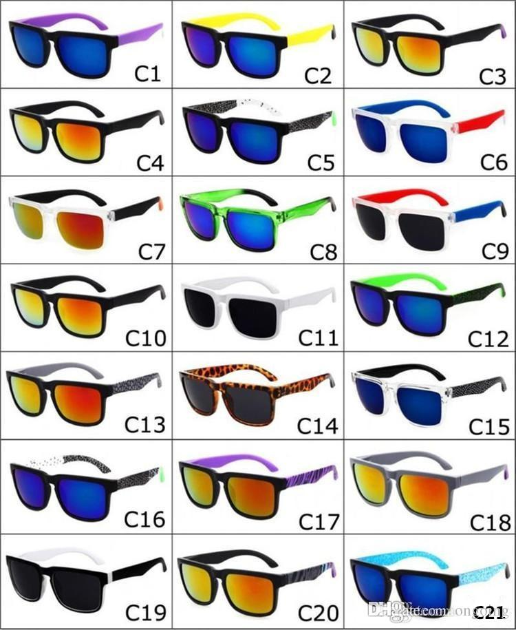 6ad9dc1e002e5 Compre 2016 Brand Designer Spied Ken Block Helm Gafas De Sol Moda Deportes  Gafas De Sol Oculos De Sol Gafas De Sol Eyeswearr es Unisex Gafas A  1.25  Del ...