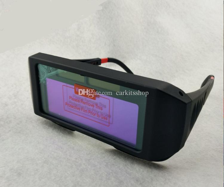 Occhiali oscuranti di sicurezza auto oscuranti solari Occhiali da saldatura ARC TIG MMA MIG Maschera da lavoro, spedizione gratuita