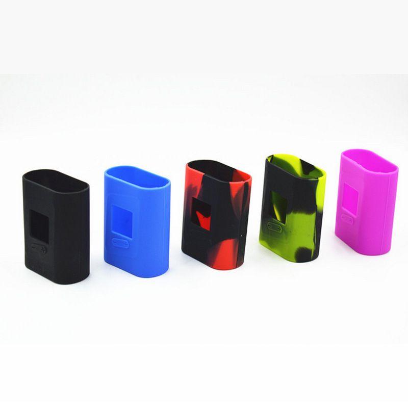 Top Quality SMOK AL85 Silicone Case Protective Sleeve Cover for Alien Mini 85W Mod AL85W E Cigarette DHL Free