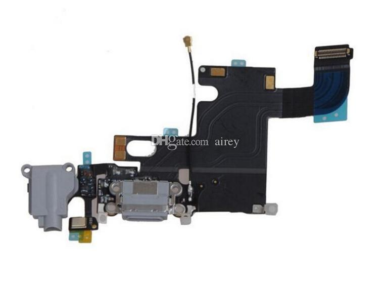 iPhone 5 5S 5C 6 6S Plus Charging Flex Cables Charging Port Connector USB Charging Dock