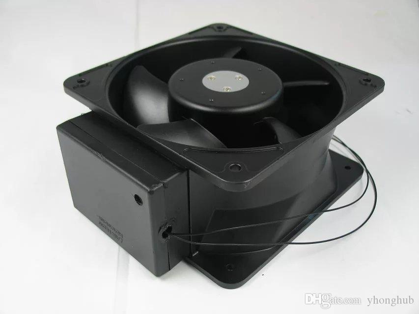 For ORIX MRS18-DC-F6 AC 200V 0.4A 0.5A 2-wire 170mm 180x180x90mm Server Square Cooling Fan