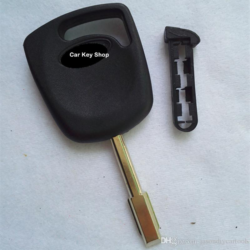 Transponder Key Shell Case Fob For Ford Ka Fiesta Escort Mondeo Key Shell Replacement Order Replacement Car Keys Original Car Key Replacement From