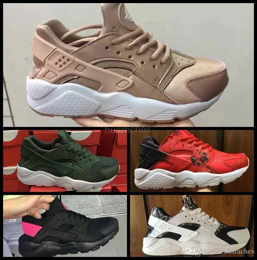 bf0f386698c9 2016 AIR HUARACHE 1 I Runnning Shoes For Women   Men