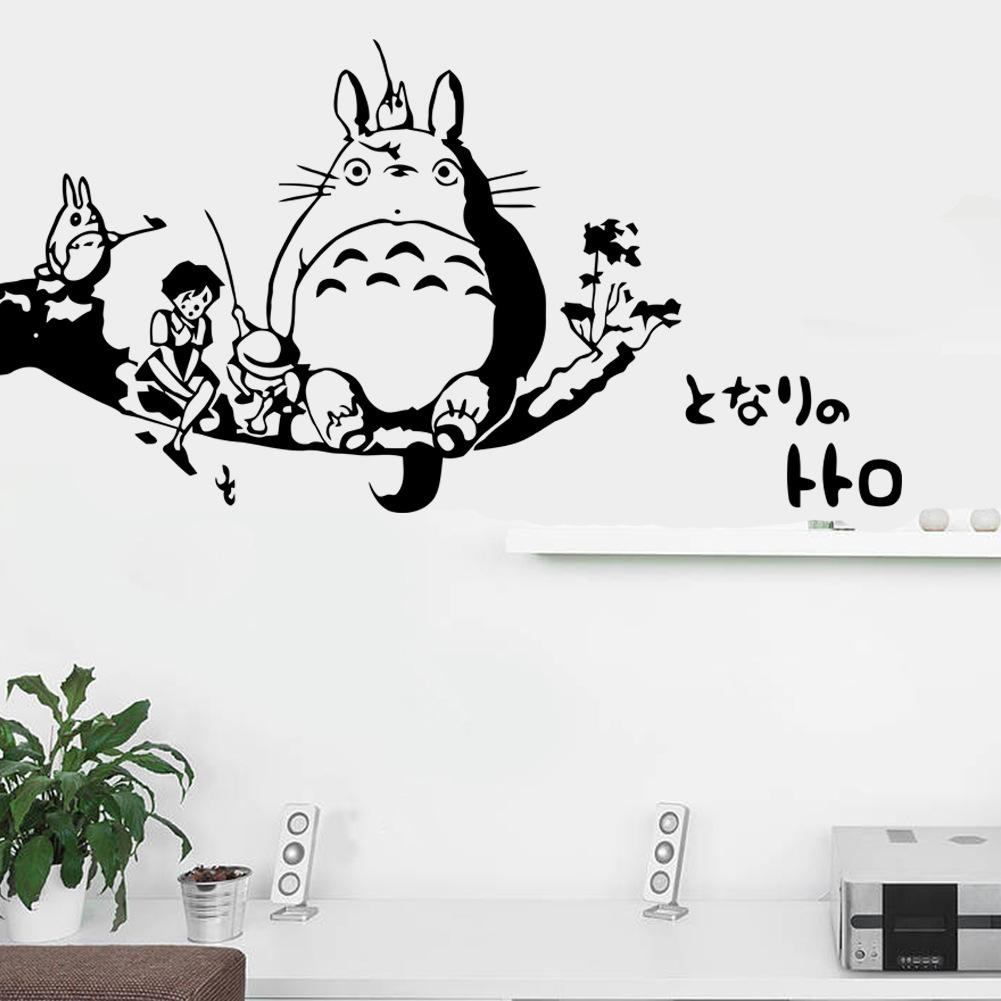 Pvc japanese anime cartoon character cat pattern wall stickers pvc japanese anime cartoon character cat pattern wall stickers living room bedroom tv sofa background decoration stickers winnie the pooh wall decals winnie amipublicfo Gallery