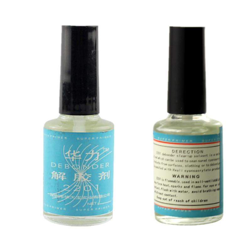 Wholesale Nail Supplies Glue Water False Nails Removal Agent ...