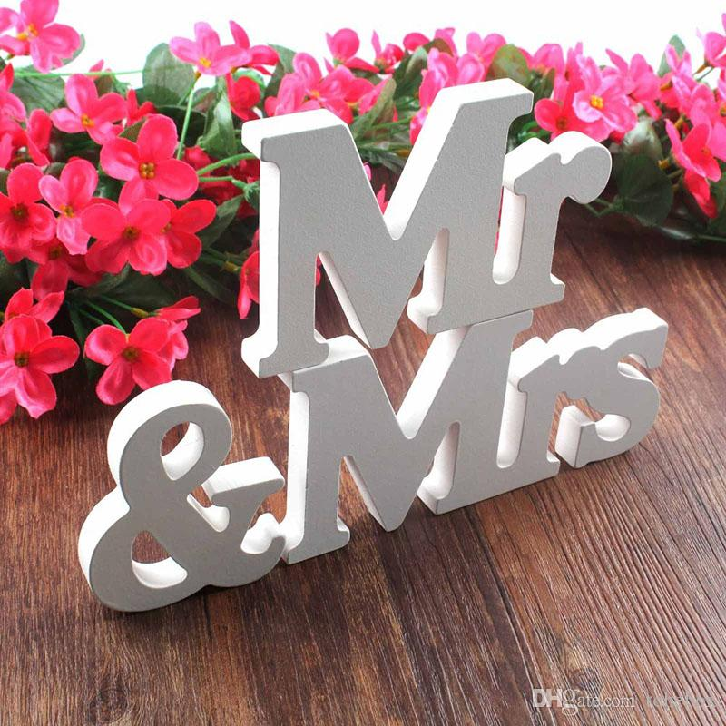 Mr mrs wedding signs romantic mariage wedding supplies wedding mr mrs wedding signs romantic mariage wedding supplies wedding decorations ornament table decor mr mrs letters party decorations sign winter wedding junglespirit Choice Image