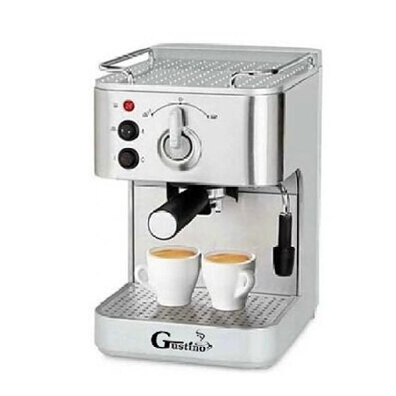 2018 Gustino 19bar Semi Automatic Coffee Maker Espresso