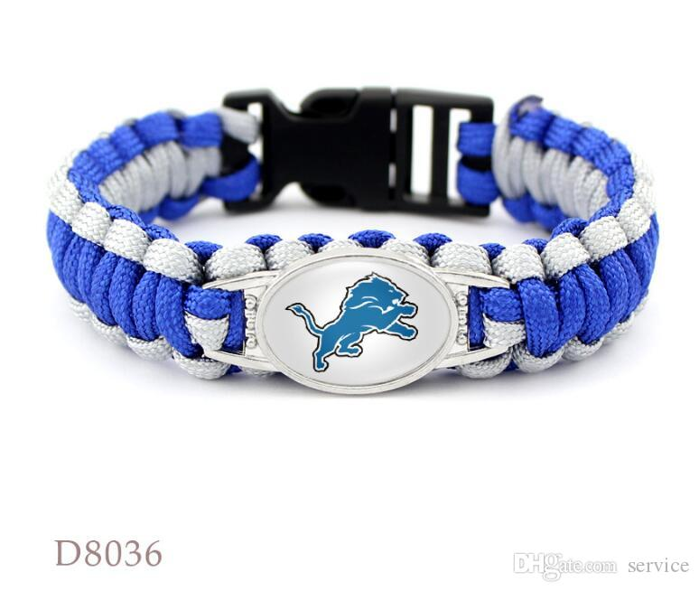 Multic suspension-line bracelet leather bracelet beads Men's Bracelet Alloy Punk Charm Bracelets 2017