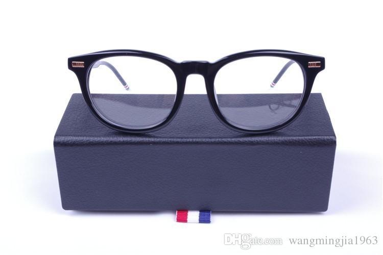 Nouveau lunettes de soleil cadres TB-403 cadre cadre lunettes cadre restaurer des moyens anciens oculos de grau hommes et femmes myopie lunettes cadres