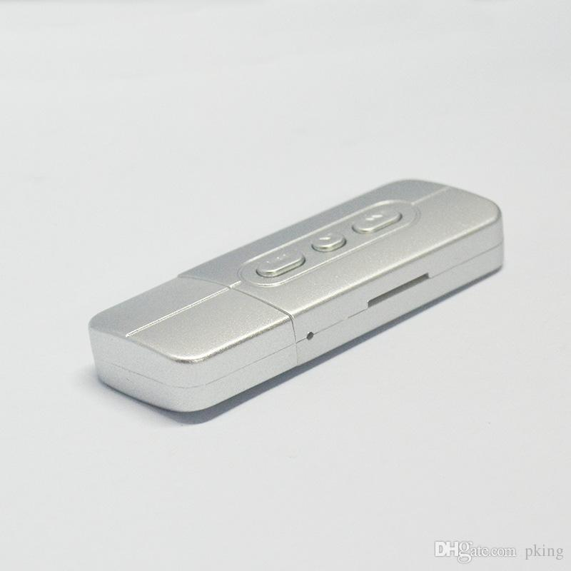 Brand New Mini Portable Clip Card Reader MP3 Music Player Support TF/SD Card DHL Free