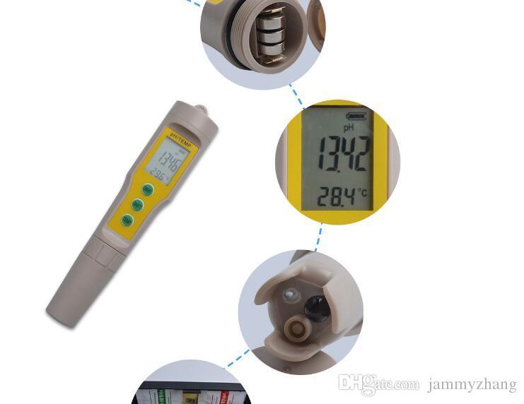 free by fedex dhl Hot Sales High Precision 0.01 PH-03 Digital Water Acid Tester Meter Water ph Aquarium