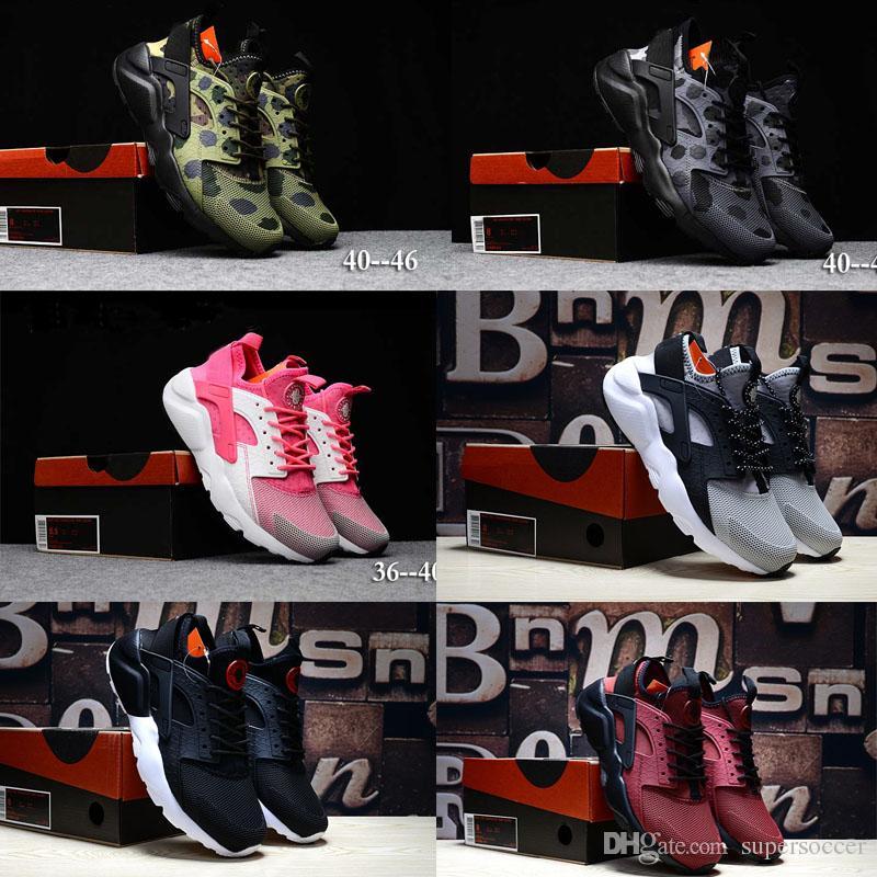 on sale 20498 06b76 Acquista Alta Qualità Air Huarache Run Ultra Pk4 Kpu Scarpe Da Corsa Uomo  Sneakers Zapatillas Deportivas Scarpe Sportive Uomo Huarache A  76.39 Dal  ...