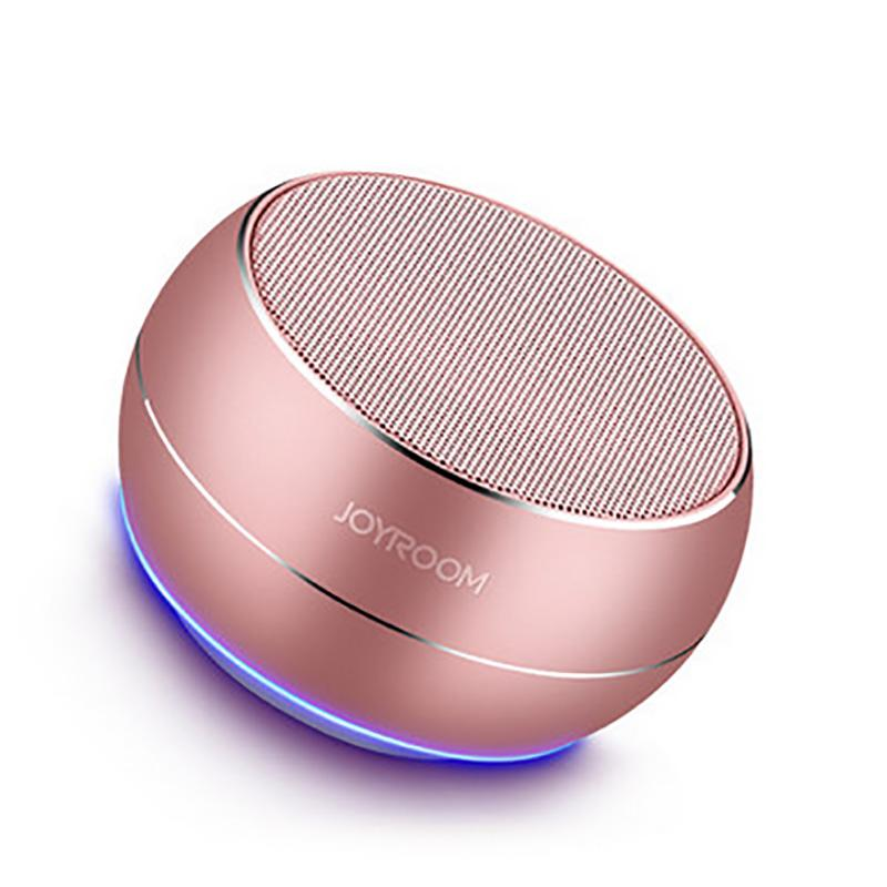 2019 JOYROOM Bluetooth Speakers JR M08 LED Mini Wireless Portable Speaker  Music Player Stereo Subwoofers Home Audio Support TF Card FM Mp3 Player  From Tours ... d4e656db480fd