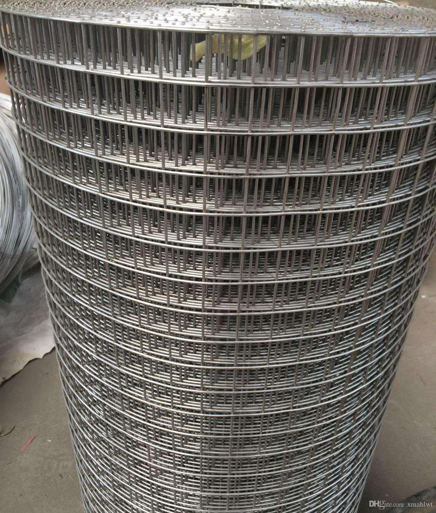 2018 Wholesale Standard 12.7*12.7mm Mesh Stainless Steel Welded Wire ...