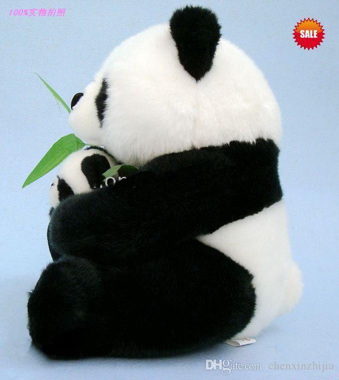 Toptan ucuz Panda peluş oyuncak * oyuncak * Anne ve Çocuk yüksek kaliteli hediye