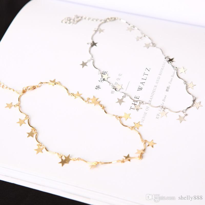 2017 Gilr дизайн мода новый простой бисера ожерелья с цветком три layernecklace дизайн для женщины HX041