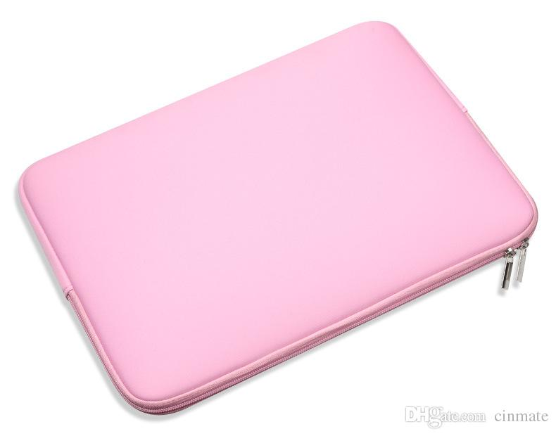 """Laptop Sleeve 15/13/11 Inch 15.6'' for MacBook Sleeve Air Pro Retina Display 12.9"""" iPad Soft Case Cover Bag for Apple Samsung Notebook"""