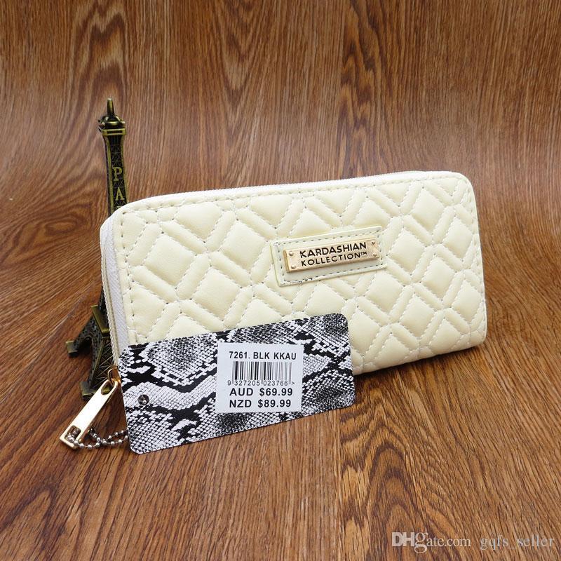 kardashian kollection brand wallets purses designer wallet card holder kk wallet coins bags girls purses womens wallets clutch bag handbags