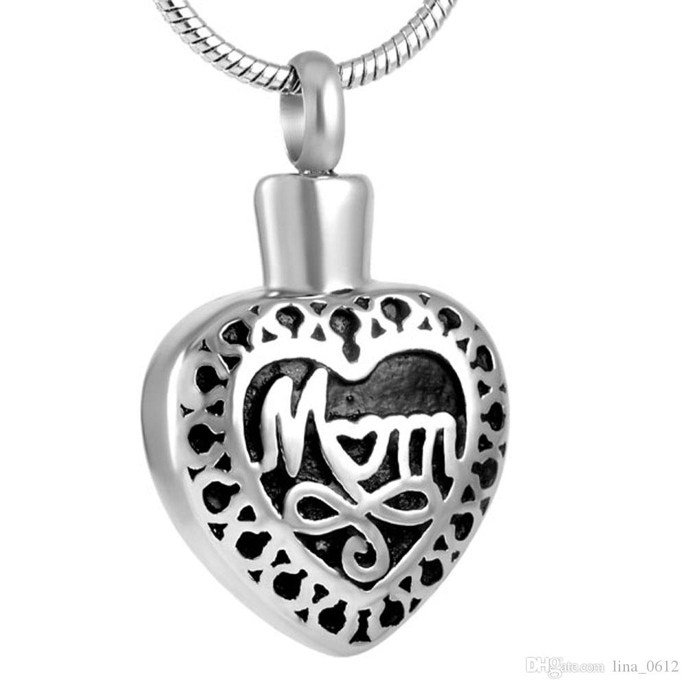 Ijd8372 mom cremation ashes jewelry 316l stainless steel openable ijd8372 mom cremation ashes jewelry 316l stainless steel openable pendants memorial necklace funeral urn with cremation ashes jewelry cremation jewelry mozeypictures Choice Image